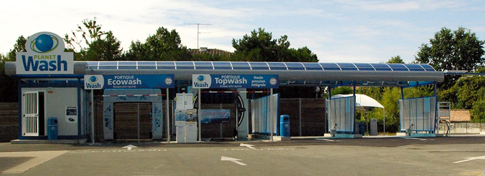Planet Wash Poitiers