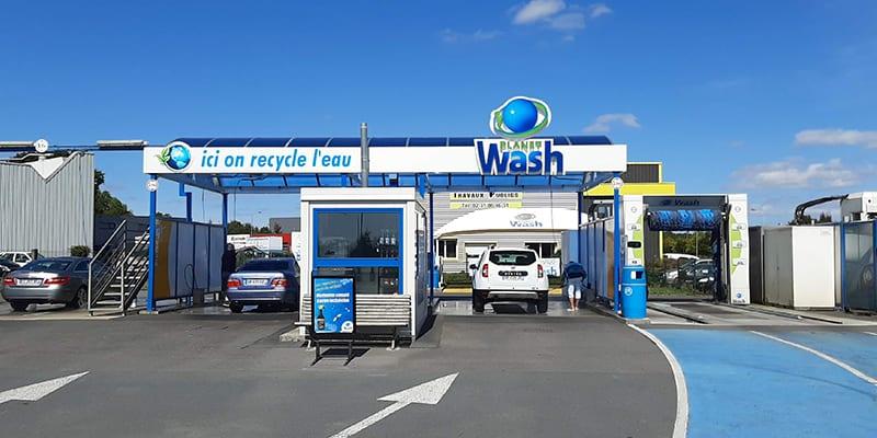 Planet Wash, Villers-Bocage