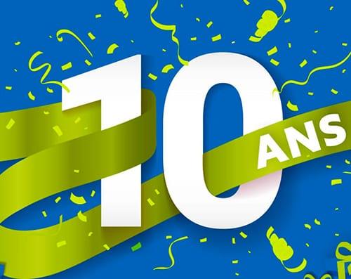 PlanetWash Fête ses 10 ans